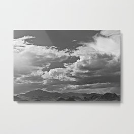 Desert Strom XI Metal Print