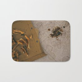 Day 0835 /// Trashy test Bath Mat