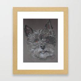 Rudie Framed Art Print