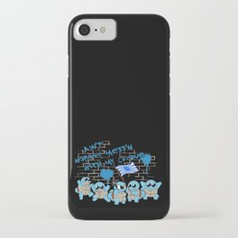 Don't mess with the Squad iPhone Case