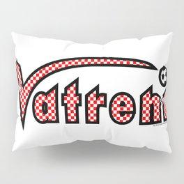 Croatia Vatreni (The Blazers) ~Group D~ Pillow Sham