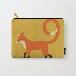 9 Tailed Fox Carry-All Pouch