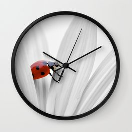 Happiness 1 Wall Clock