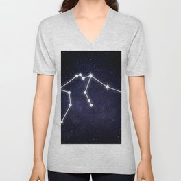AQUARIUS Unisex V-Neck