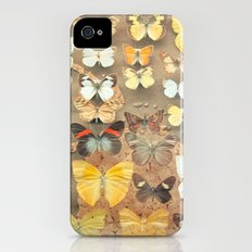 The Butterfly Collection I iPhone (4, 4s) Slim Case