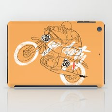 go dirty iPad Case