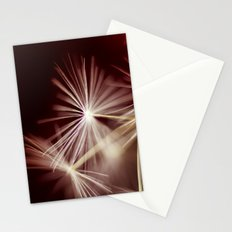 dandelion brown Stationery Cards