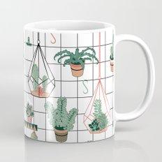 Modern Succulents Mug