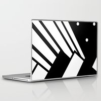 square Laptop & iPad Skins featuring Square by Pao Designs