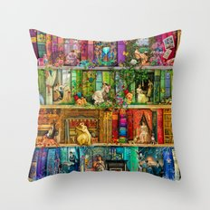 A Stitch In Time 2 Throw Pillow