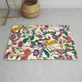 Magical Garden XVI Rug
