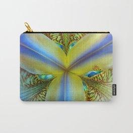 Inside of an Iris Carry-All Pouch
