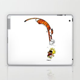Calvin And Hobbes Laptop & iPad Skin