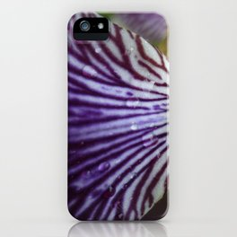 Iris 1 iPhone Case