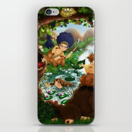 fantasy iPhone Skin