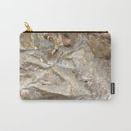 Sparkling Metal Art 8 Carry-All Pouch