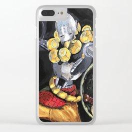 Zenyatta Clear iPhone Case