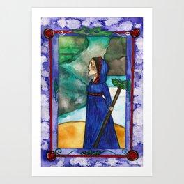 Morgiana Art Print