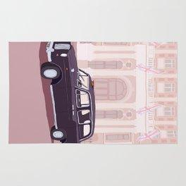 London Taxi Cab Rug