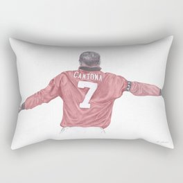 Eric Cantona Rectangular Pillow