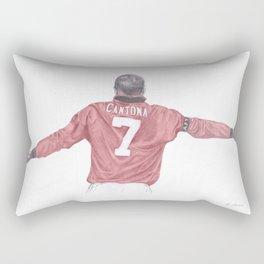 Eric Cantona Rectangular Pillow