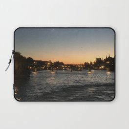 Paris, France - Seine Laptop Sleeve