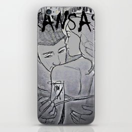 Grown Woman Business #1 (Muse collection)  iPhone Skin