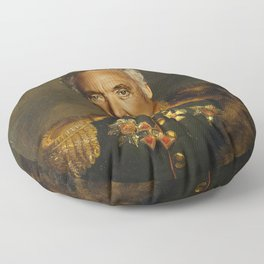 Sir Tom Jones - replaceface Floor Pillow