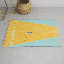 Go for the Gold Rug