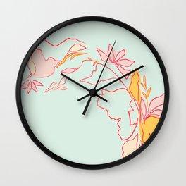 A1 Wall Clock