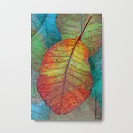 Fallen leaves II Metal Print