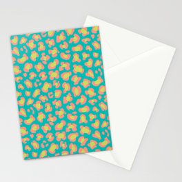 Leopard Summery Stationery Cards