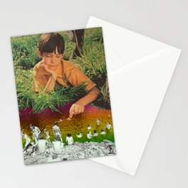 Pastime Stationery Cards