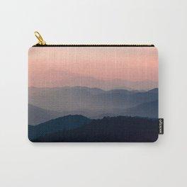 pastel landscape #society6 #decor #buyart Carry-All Pouch