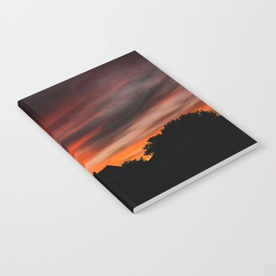 Let It Burn Notebook