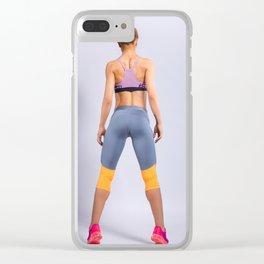 Siglovateam Clear iPhone Case