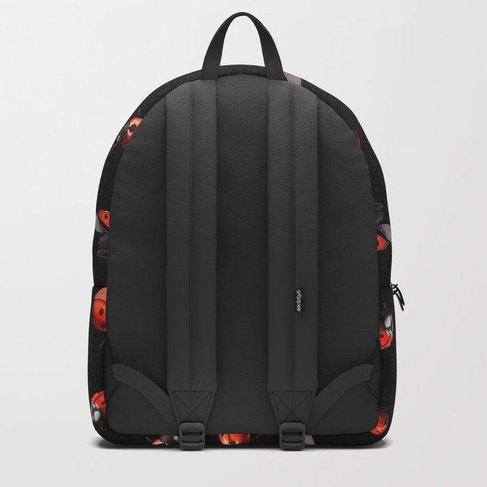 Ladybug at Night Backpack
