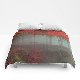 Crimson Path Comforters