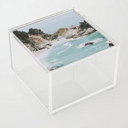 big sur / california Acrylic Box