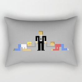 Hierarchy Rectangular Pillow