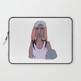 SKATER GIRL Laptop Sleeve