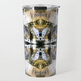 Abstract graffiti pattern Travel Mug