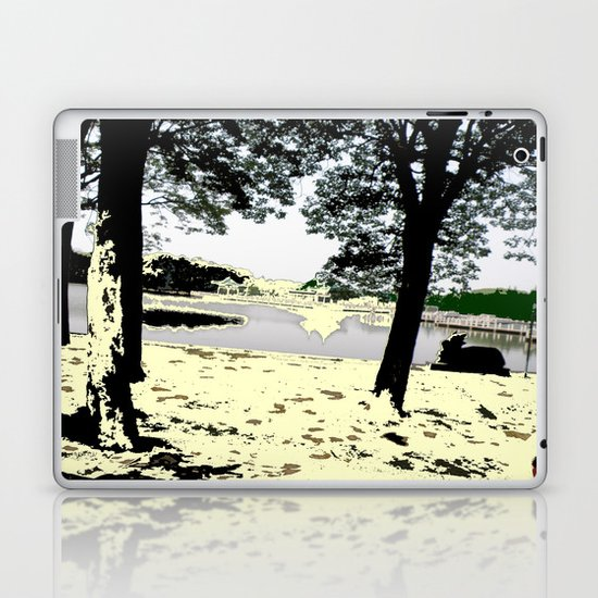 A Pleasant Day Laptop & iPad Skin