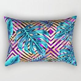 Tropical IX Rectangular Pillow