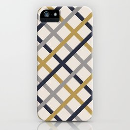 Double Tracery iPhone Case