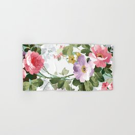 The perfect flowers for me 3 Hand & Bath Towel