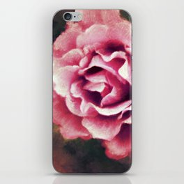 Autumn Rose iPhone Skin