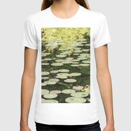 Lilies Green T-shirt