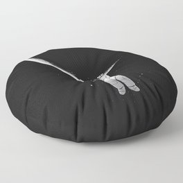 Help! Floor Pillow