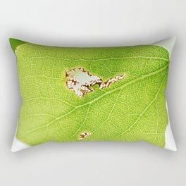 Aspen leaf 2 Rectangular Pillow